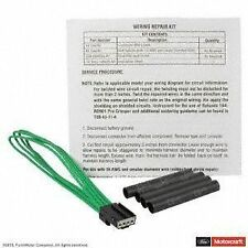 Motorcraft WPT982 Connector/Pigtail (Body Sw & Rly)