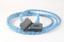 HellermannTyton Rapidnet CAT6 4PR/23G FT4 / Cmr 4.9m 6-PORT Cass-Cass Loom, Bleu