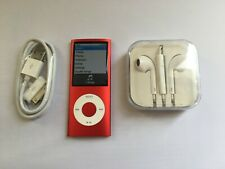 Apple iPod nano 4th Generation Chromatic Red (8 GB) new