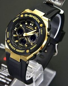 Casio G-Shock G GST-W300G-1A9JF Radio Solar G-STEEL Wrist Watch for Men Japan
