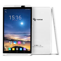8.0 A64 16GB Wi-Fi + 4G LTE Cellular (AT&T Unlocked) 8in Tablet PV Phone Phablet