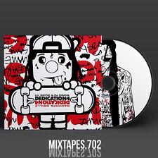 Lil Wayne - Dedication 4 Mixtape (Full Artwork CD/Front/Back Cover)