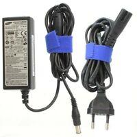 Original Samsung PN3014  AC Adapter Chargeur 14.0 V 2.1A (Réf#A-619)