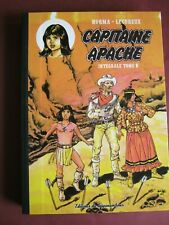 LECUREUX / NORMA CAPITAINE APACHE INTÉGRALE TOME 8 NEUF