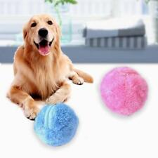 Pet Magic Roller Ball Toy Automatic Rolling Magical Ball Dog Cat Electric Safe
