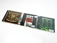 Cypress Hill - Skull & Bones, Rise Up, IV - Bulk Bundle Cds Lot Albums