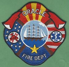 ORACLE ARIZONA FIRE DEPARTMENT PATCH