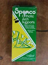 Vtg Spenco Athletic Running Shoes Sneakers Sole Inserts 70s 80s Arch Support 10