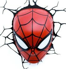 Luci Philips per cameretta bimbi, tema Spider-Man