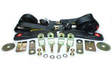 FJ40 Toyota Land Cruiser 3 Point Retractable Seat Belts