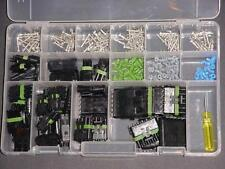 Deluxe 321pc Weatherpack Sealed Connector Wiring Kit