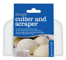Kitchen Craft Professional Heavy Duty Bread Dough Scraper, Lifter & Cutter