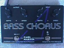 More details for carl martin bass chorus – dual stereo effects pedal. excellent/incl. postage.