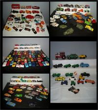 New ListingLarge Lot of diecast Toy Cars Trucks Hot Wheels Matchbox Etc Vintage - Modern