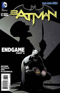 BATMAN (2011 Series) #38 ENDGAME PART 4!!