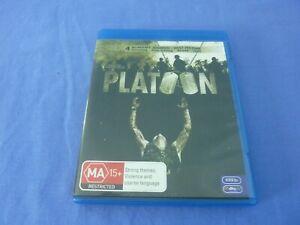 Platoon Blu-ray Tom Berenger Free Postage