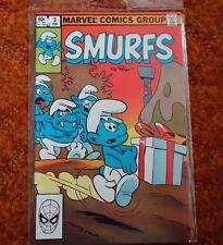 Smurfs #3 (Feb 1983, Marvel comics) NM- 9.0