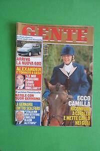 Gente 50/1997 Mandala Tayde Corrado Mantoni Albert Manzi Kim Basinger Alexander