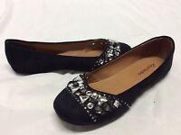 Zigi Soho Women's Flats Shoes, Black, Size US 7 M. ...PHI6