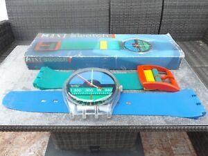 Swatch Maxi Nautilus in OVP