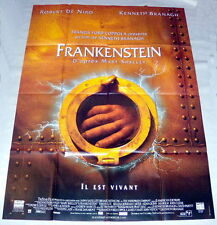 Mary Shelley's FRANKENSTEiN Robert De Niro  Kenneth Branagh LARGE French POSTER