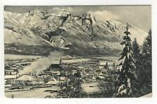 AK Hall in Tirol im Winter, 1912