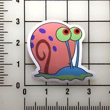 "Spongebob Squarepants Gary 3"" Wide Color Vinyl Decal Sticker BOGO"