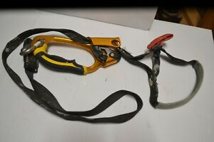 Petzl Ascension Right Handed Ascender With Beal Air Step (used)