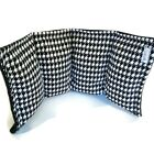 Medium Microwave Heating Pad for Back Body, Rice Flax Heat Pack, travel size