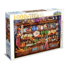 1000pc Tilbury Kids/Family/Teen Ye Olde Kitchen 69x50cm Jigsaw Puzzle Toys 8y+