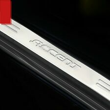 Stainless Steel High Quality Door Sill Scuff Plate For Hyundai Accent 2006-2013