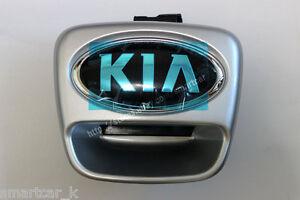 Tailgate Handle Assy for 2012 2013 2014 2015 2016 2017 KIA Picanto [No Key Hole]
