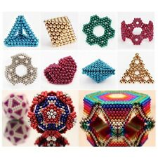 216, 5mm Magnetic Magic Beads 3D Puzzle Ball Magnetic Sphere -Adults - F&F del.