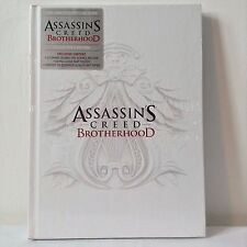 "Assassins Creed Brotherhood Complete Guide COLLECTOR EDITION ""NEW"" SEALED RARE"