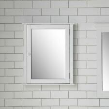 Home Decorators Collection Medicine Cabinet Mirror W/Shelf Storage 22 in x 26 in