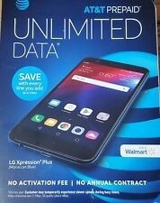 LG Xpression Plus (AT&T) Cellular Phone Brand new with original Box