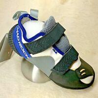 Mad Rock M5 Climbing Shoe Blue/White/Grey/Black - Size 8