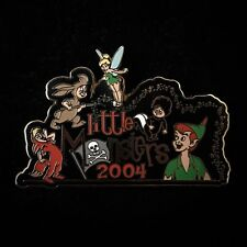 Cast Le Peter Pan Little Monsters 2004 Lost Boy Tinker Bell Tink Dlr Disney Pin