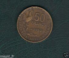 50 franchi Guiraud 1953 (rif. 43)