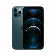 APPLE iPhone 12 Pro 128GB WORLDWIDE Pacific Blue Unlocked FAST FREE SHIPPING
