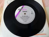 "Damian – The Time Warp (Sedition,1989) 7"" vinyl single GOOD"