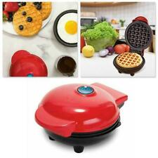 The Mini Waffle Maker Machine For Individual Waffles Portable Maker Small M1P3