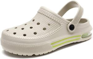 Heyun Men Sports Sandals Men Outdoor Indoor Slippers Lightweight Sandals Garden