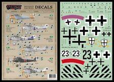 Wingnut Wings 1/32 Pfalz D.IIIa 'Flying Circus' Part 1 Decals # 30019