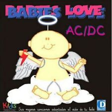 BABIES LOVE AC-DC [CD]