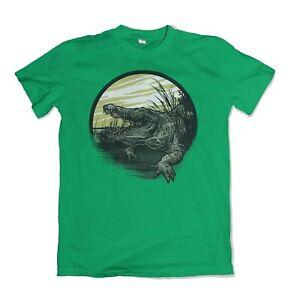 Aligator mens t shirt S-3XL