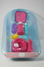 My Sweet Love Bath Time Potty Play Set