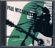 PAUL McCARTNEY Mc CARTNEY UNPLUGGED THE OFFICIAL BOOTLEG CD BEATLES COME NUOVO!!