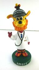 Orbit Doctor Bobblehead Albuquerque Isotopes Lovelace 6 1/2 Inch