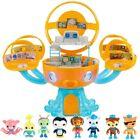 Octonauts Sound & Light Octopod Castle Adventure Playset Action Figure Toy Kids For Sale